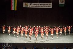 46. Deutsche Meisterschaft in Oberhausen
