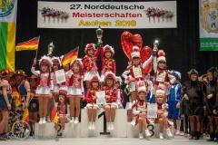 3. Platz Gardetanz Jugend | Foto: Stefan Klausing