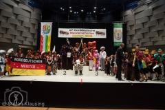 2. Platz Schautanz Jugend | Foto: Stefan Klausing