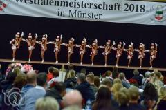Westfalenmeisterschaft Münster 2018